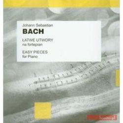 J.S. Bach. Łatwe utwory na fortepian PWM (opr. broszurowa)