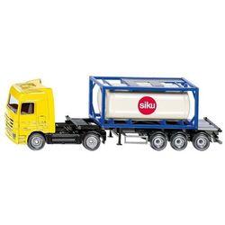 Siku, ciężarówka z kontenerem - Trefl
