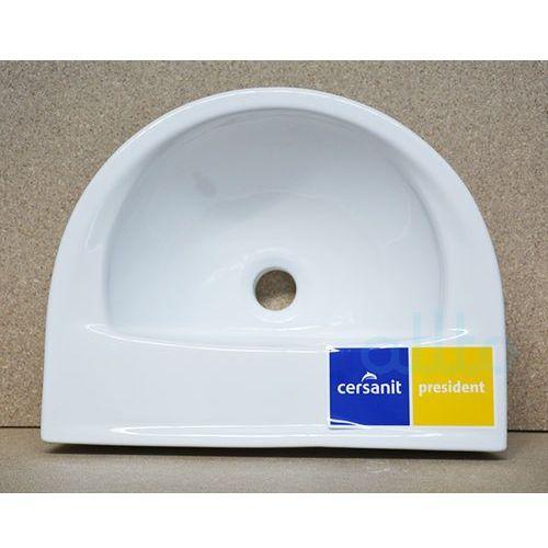Umywalki, Cersanit President 45 x 35 (K08-001)