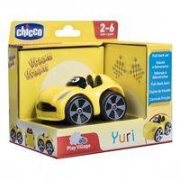 Pozostałe samochody i pojazdy dla dzieci, Mini Turbo Touch Yuri - żółty
