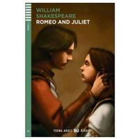 Książki do nauki języka, ELI Romeo and Juliet + CD (A2) (opr. miękka)