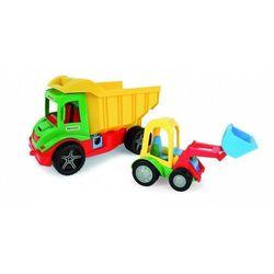 Multi Truck ze spychaczem Buggy - Wader