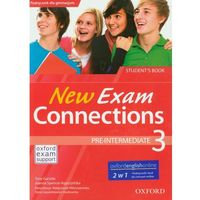 Książki do nauki języka, New Exam Connections 3. Pre-intermediate Students Book (+ CD) (opr. miękka)