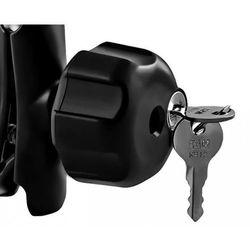 Ram Mounts Gałka zabezpieczająca zamykana kluczykiem, dedykowana do ramion RAM Mount rozmiar