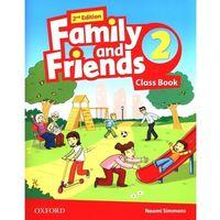 Książki do nauki języka, Family and Friends 2ed 2 SB - książka (opr. broszurowa)