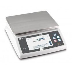 Waga stołowa KERN GAT 15 kg odczyt 0,5 g [mm] 300×225