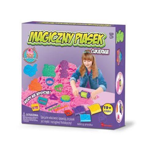 Pozostałe zabawki, Magiczny piasek Cukiernia
