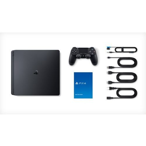 Konsole do gier, Konsola Sony PlayStation 4 Slim 1TB