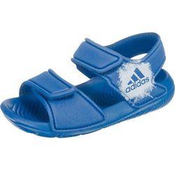 ADIDAS PERFORMANCE Buty na plażę/do kąpieli błękitny / nakrapiany biały