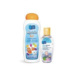 Żel do rąk i mydło 3w1 dla dzieci 5Y35HE Oferta ważna tylko do 2022-07-26
