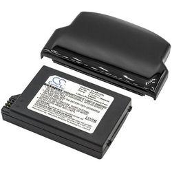 Sony PSP-S110 1800mAh 6.66Wh Li-Polymer 3.7V powiększony czarny (Cameron Sino)