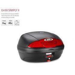 Kufer Centralny Givi E450 SIMPLY II Monolock - 45 Litrów