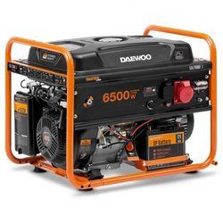 Agregat prądotwórczy benzynowy DAEWOO GDA 7500E-3