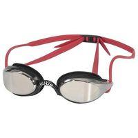 Okularki pływackie, Okularki pływackie HUUB Brownlee czarno-czerwone