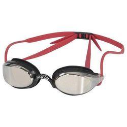 Okularki pływackie HUUB Brownlee czarno-czerwone