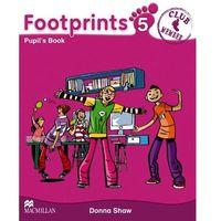 Książki do nauki języka, Footprints 5 PB /CD gratis/ (opr. miękka)