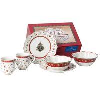 Ozdoby świąteczne, Villeroy & Boch - Toy's Delight Zestaw śniadaniowy dla dwóch osób