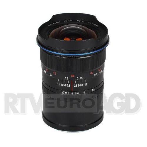 Obiektywy fotograficzne, Laowa D-Dreamer 12 mm f/2,8 Zero-D do Nikon Z