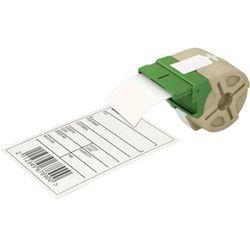 Etykiety do drukarek etykiet Leitz 7004-00-01, 61 mm x 22 m, Etykieta uniwersalna, biały