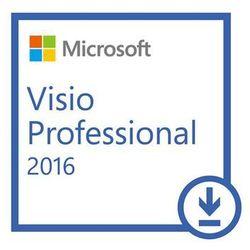 Microsoft Visio Professional 2016 PL 1PC ESD