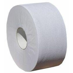 Papier Toaletowy Merida Optimum biały, śr 19 cm, dł 140 m, dwuwarstwowy