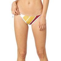Stroje kąpielowe, Fox Momentum Side Tie Bikini Kobiety czerwony/kolorowy XL 2018 Stroje kąpielowe