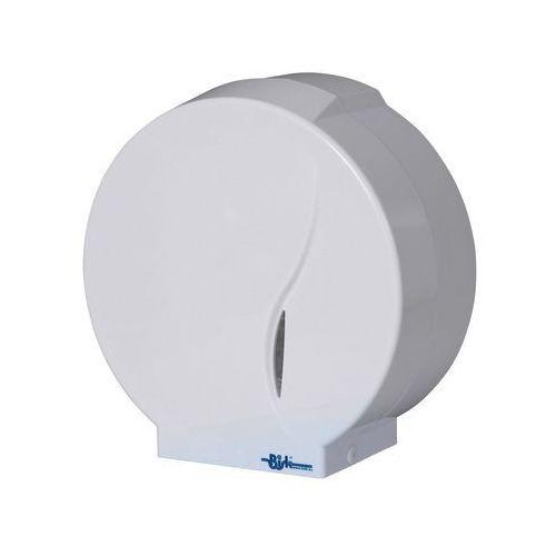 Pozostałe akcesoria do łazienek, Pojemnik na papier toaletowy JUMBO biały