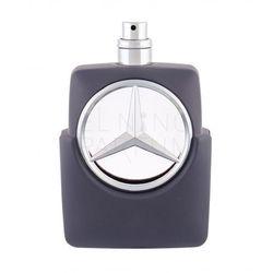 Mercedes-Benz Mercedes-Benz Man Grey woda toaletowa 100 ml tester dla mężczyzn