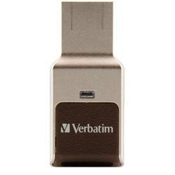 Pamięć VERBATIM Fingerprint Secure 32 GB USB 3.0