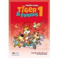 Książki do nauki języka, Tiger & friends 1 sb macmillan - carol read, mark ormerod, magdalena kondro