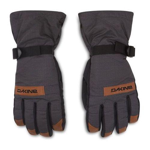 Rękawice ochronne, Rękawice narciarskie DAKINE - Nova Glove10003161 Carbon