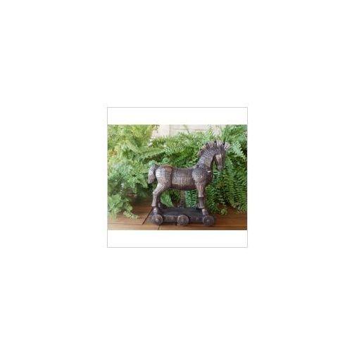 Rzeźby i figurki, POSZUKIWANA RZEŹBA - KOŃ TROJAŃSKI - VERONESE (WU75720V4)