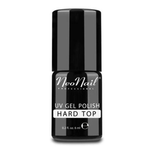 Pozostałe manicure i pedicure, NeoNail HARD TOP Nabłyszczacz do lakieru hybrydowego (7,2 ml)