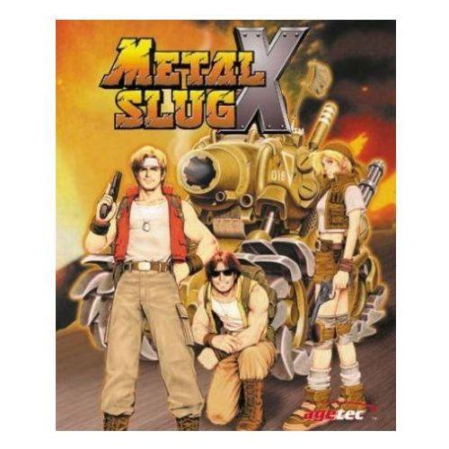 Gry na PC, Metal Slug X (PC)