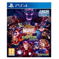 Gry na PS4, Marvel vs. Capcom Infinite (PS4)
