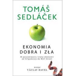 Ekonomia dobra i zła. W poszukiwaniu istoty ekonomii od Gilgamesza do Wall Street (opr. broszurowa)