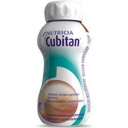 Nutricia Cubitan - czekolada - dieta wspomagająca leczenie ran - 200ml