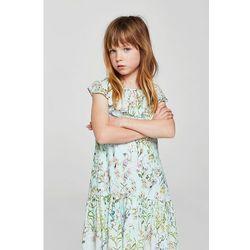 Mango Kids - Sukienka dziecięca Margot 110-164 cm