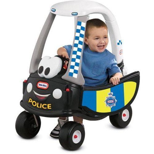 Pozostałe zabawki, Little Tikes Samochód policyjny Cozy Coupe