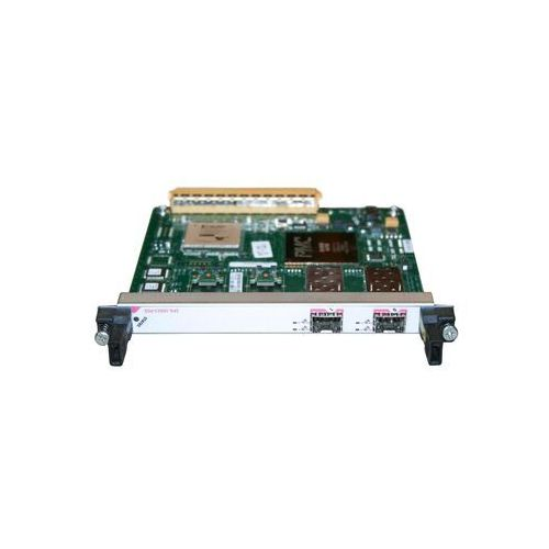 Routery i modemy ADSL, Cisco SPA-2XOC3-POS 2-port OC3/STM1 POS Shared Port Adapters