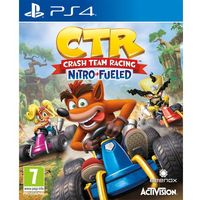 Gry na PS4, Crash Team Racing Nitro Fueled (PS4)