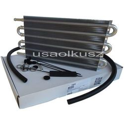 Chłodnica oleju automatycznej skrzyni biegów 190x403