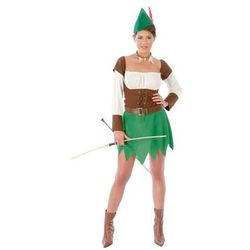 Kostium Robin Hood dla kobiety - L (42-44)