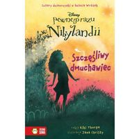 Książki fantasy i science fiction, Szczęśliwy dmuchawiec pewnego razu w nibylandii 3 (opr. miękka)