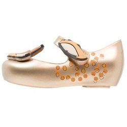 Melissa MINI ULTRAGIRL BAMBI Baleriny golden fawn
