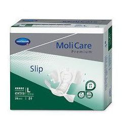 PIELUCHOMAJTKI MoliCare Premium SLIP EXTRA i EXTRA PLUS wyprzedaż