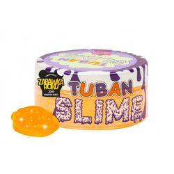Russell Super Slime TUBAN Brokat Neon Pomarańczowy 0,2 kg