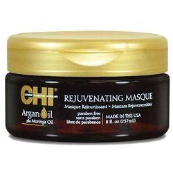 Chi argan oil odmładzająca maska do włosów z olejkiem arganowym 237ml