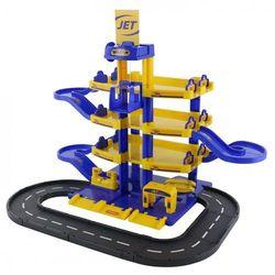 WADER-POLESIE Parking Jet 4-poziomy z drogą, pudełko