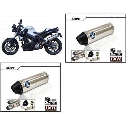 Tłumiki do motocykli, IXIL Tłumik BMW F800R 09-12 oval xtrem